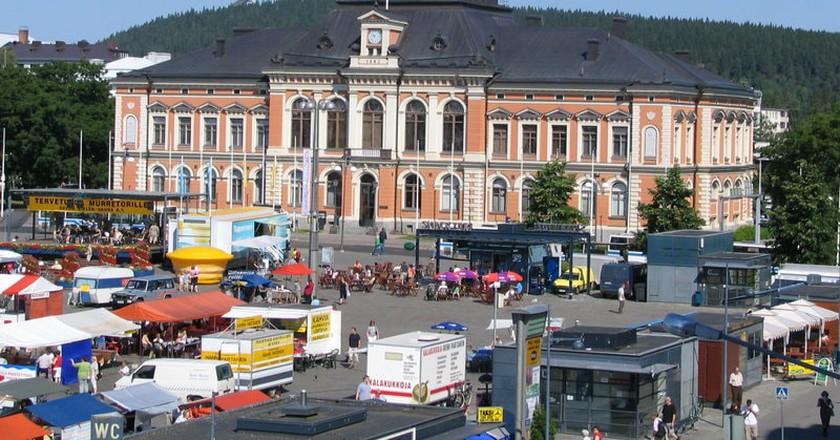 Kuopio city center | © Soaj / WikiCommons