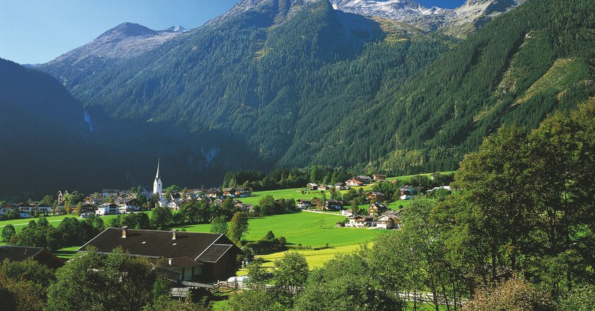Salzburg in spring is gorgeous | Courtesy of the Austrian Tourist Board