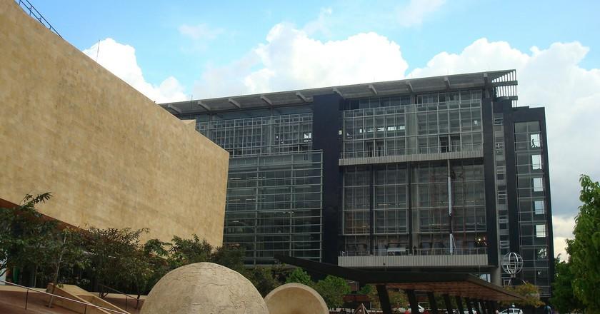 Medellin architecture