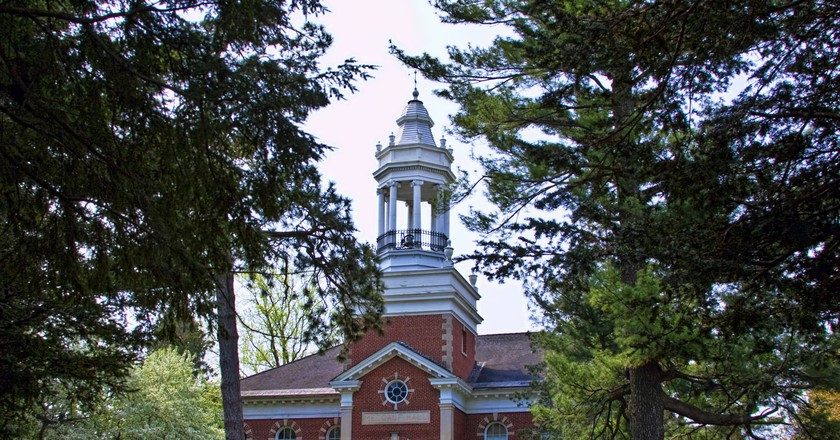 Campbell Center, Mount Carroll