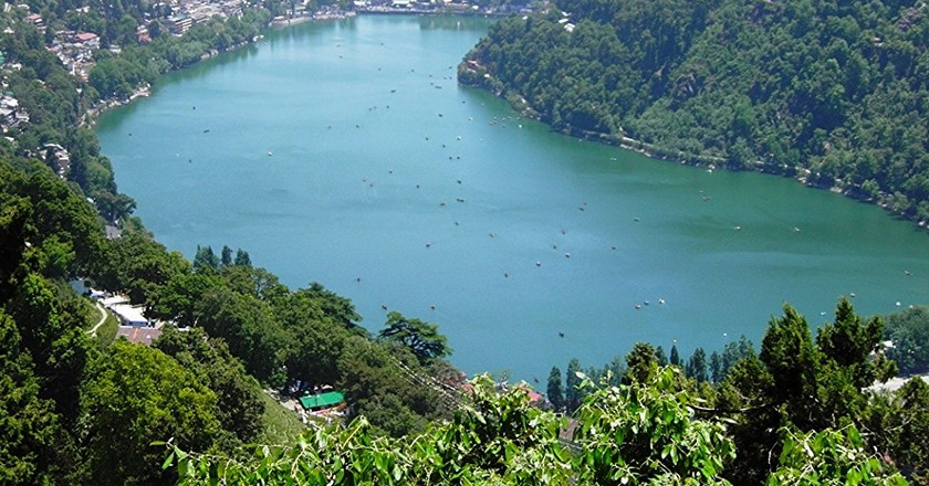 Naini Lake | © Anirudh Singh / Flickr