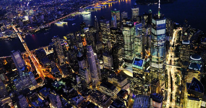 New York could become the center of blockchain technology