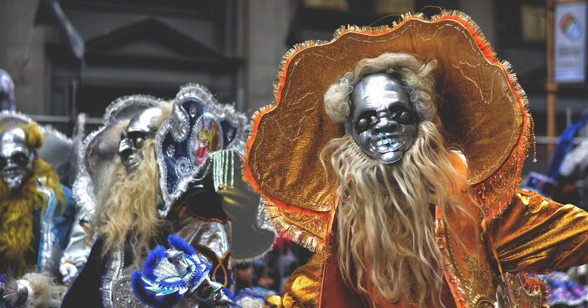 Carnival in Argentina | © Nicolas Solop / Flickr