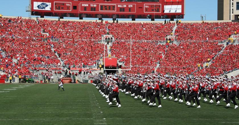 University of Wisconsin Band   © Jeramey Jannene /Flickr