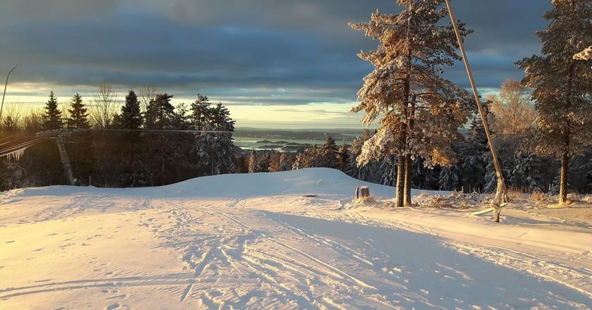 Oslo skisenter | Courtesy of Oslo skisenter