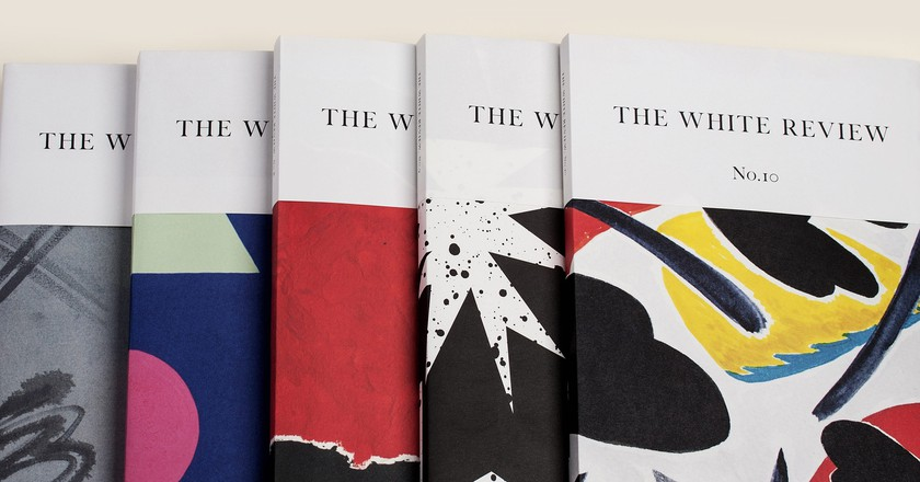Covers courtesy of The White Review