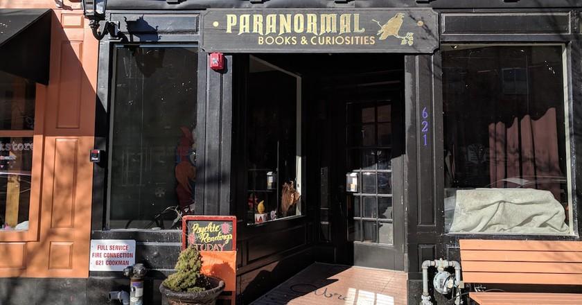 Paranormal Books   © Katherine Oakes