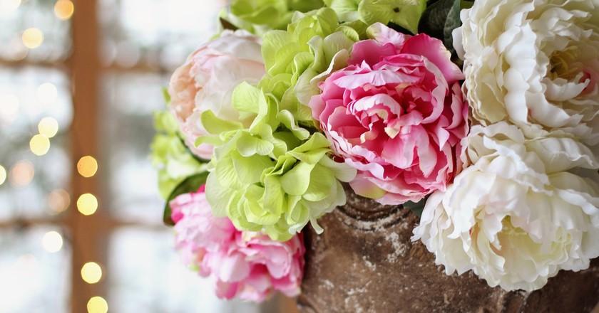 Bouquet of flowers | © TerriC / Pixabay