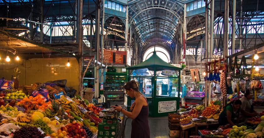 San Telmo market   © Phillip Capper / Flickr