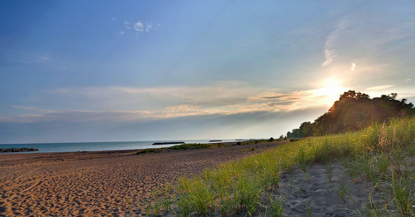 Presque Isle, Erie, PA | Courtesy of VisitErie