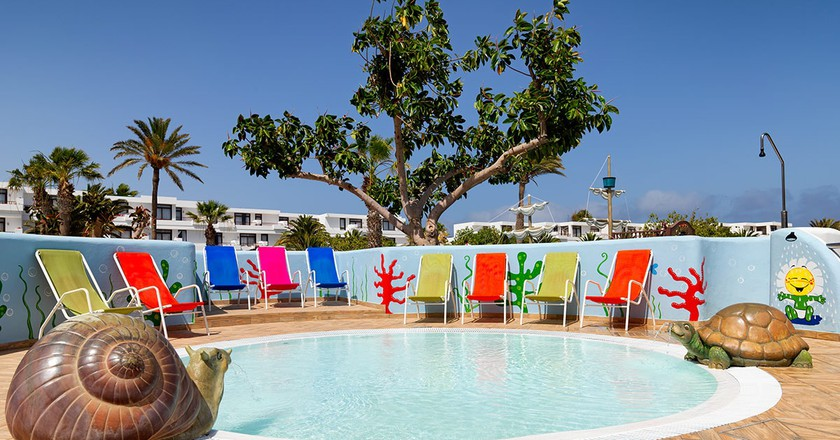 The Best Family Friendly Hotels In Lanzarote