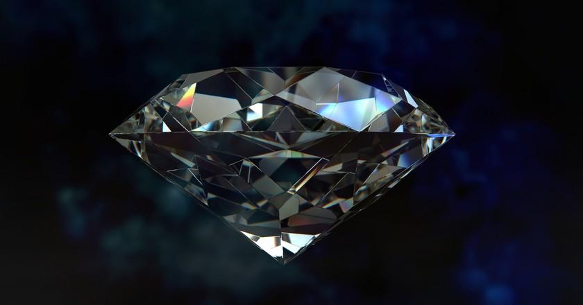 Pich means diamond