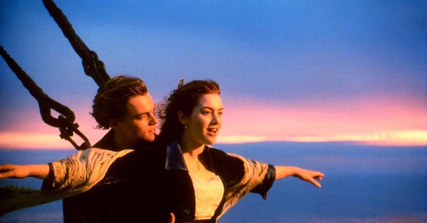 'Titanic' (1997)   © 20th Century Fox/Paramount/Kobal/REX/Shutterstock