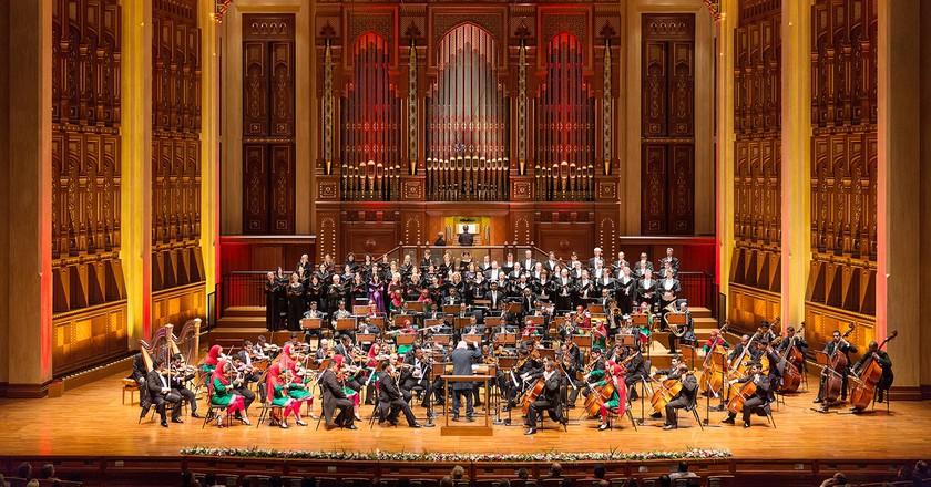 The Royal Opera House, Muscat | © Khalid Al Busaidi/WikiCommons