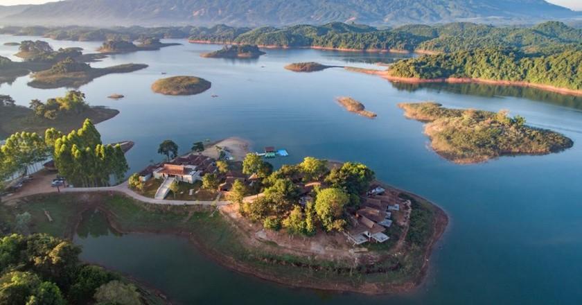 Sanctuary Nam Ngum