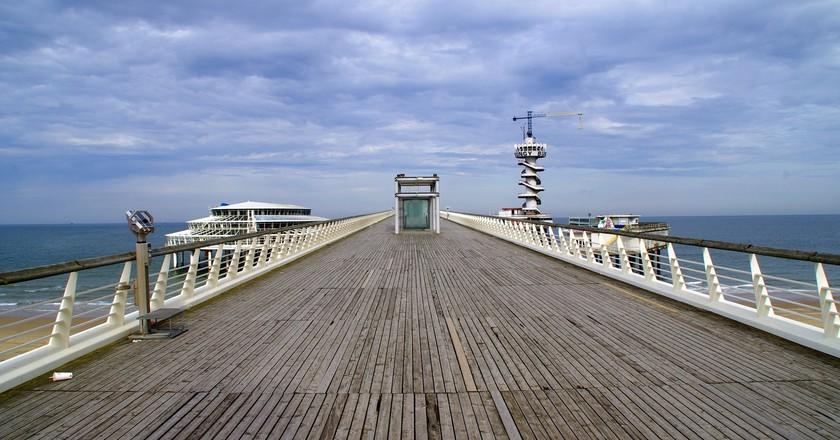 Scheveningen pier   © communicationcy/Pixabay