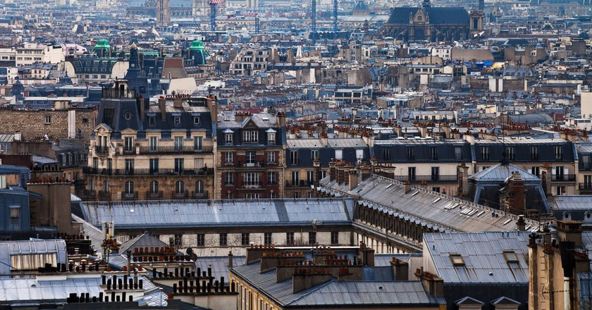 Paris will soon have a 300-mile path linking its suburbs | © vvoe/Shutterstock