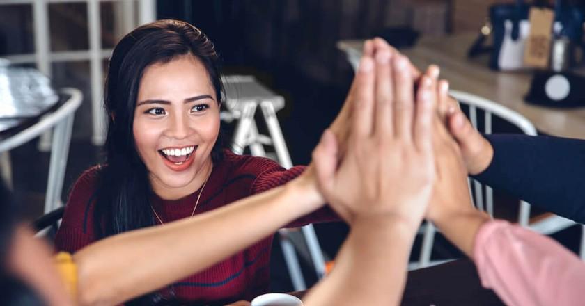 Enthusiastic Malaysian | © Odua Images / Shutterstock