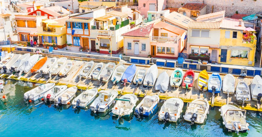 Marseille is a city with huge wealth and huge poverty | © Giancarlo Liguori/Shutterstock