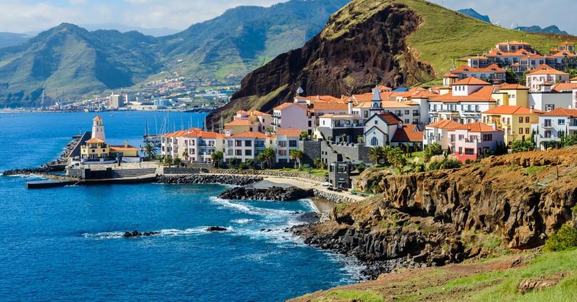 Marina da Quinta Grande, Madeira | © Alberto Loyo/Shutterstock