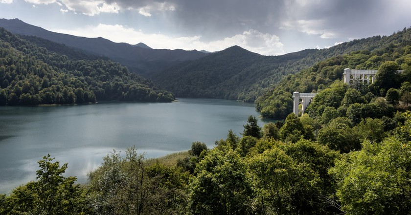 View of Lake Goygol   © Rolf G Wackenberg/Shutterstock