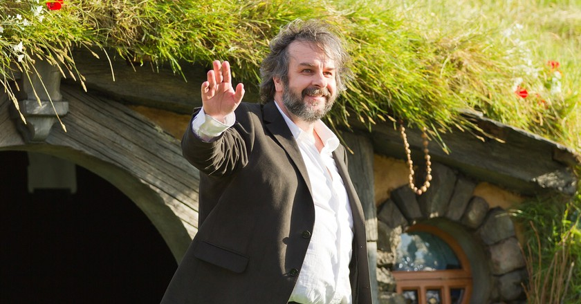 Sir Peter Jackson | © Mike Walen / Wikicommons