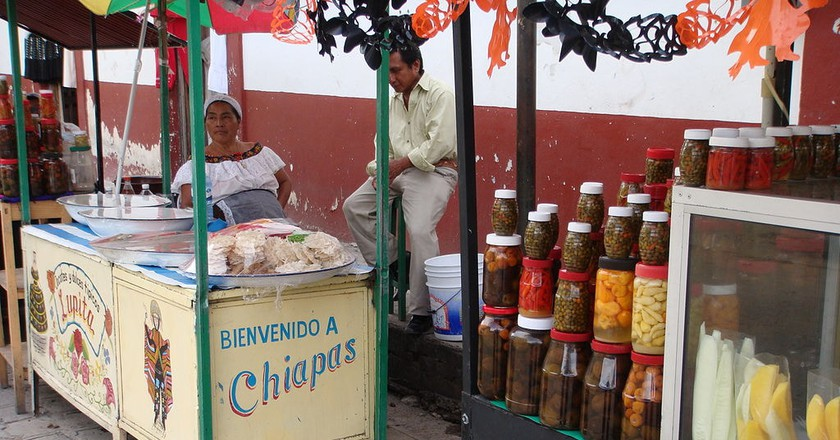 Welcome to Chiapas | © Victor Pineda/Flickr