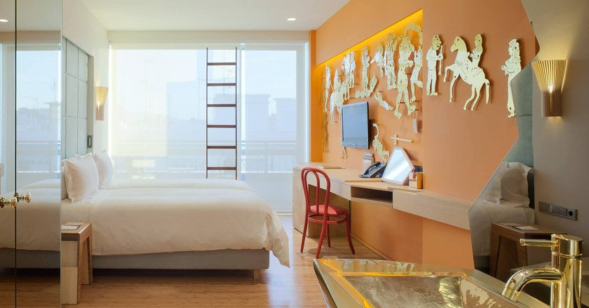 NEW hotel Athens | © NEW hotel