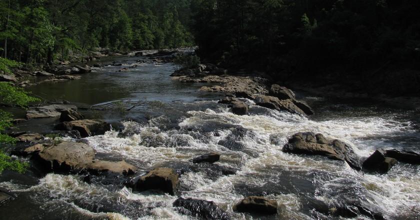 Sweetwater Creek in Atlanta, GA