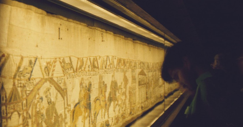 The Bayeux Tapestry | © Marcel Douwe Dekker/Flickr
