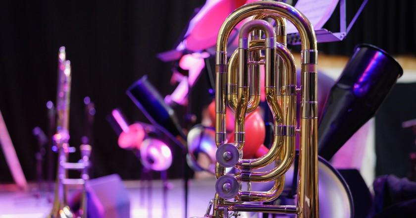 Trombone   © dlohner / Pixabay