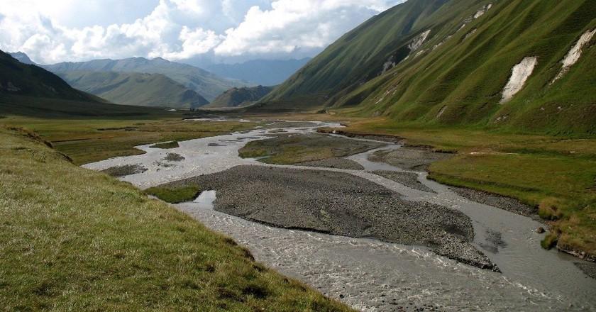 Truso Valley   © Lidia Ilona / WikiCommons