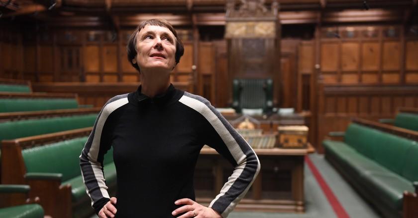 Cornelia Parker | Courtesy of UK Parliament/Jessica Taylor