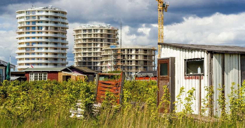 Under Construction, Nokken | © Thomas Rousing / Flickr