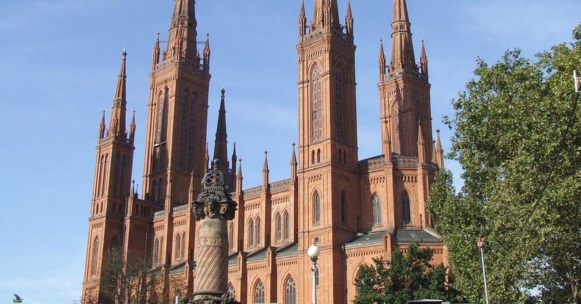 Marktkirche | © Donnawetta / Pixabay