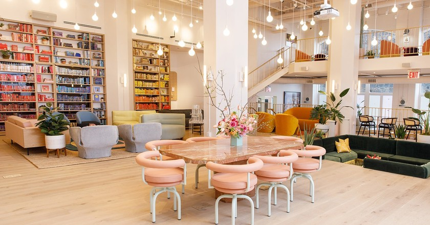 NYC's Women-Only Workspace, The Wing, Embraces Wellness at Its Latest Location