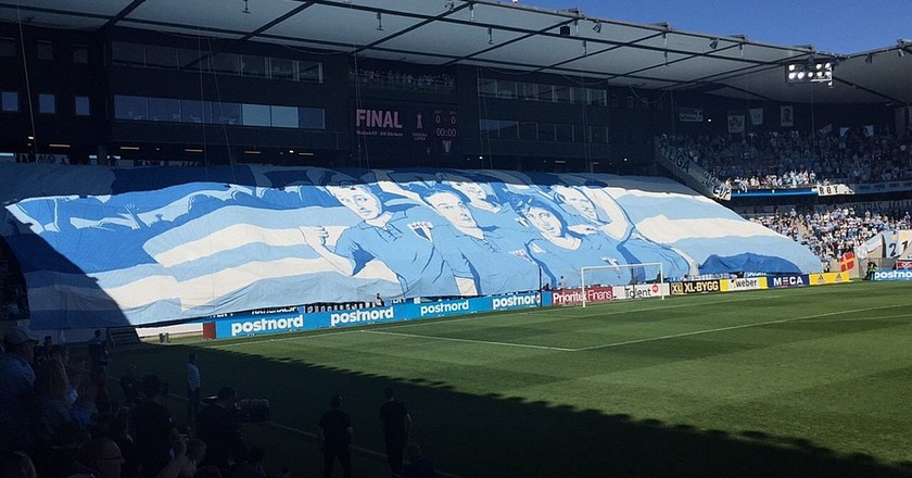 Malmo FF were last years winners   © DenSportgladeSkåningen / WikiCommons