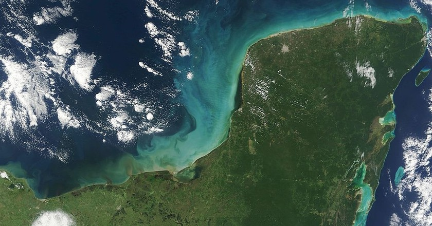 Yucatán Peninsula   © NASA / WikiCommons