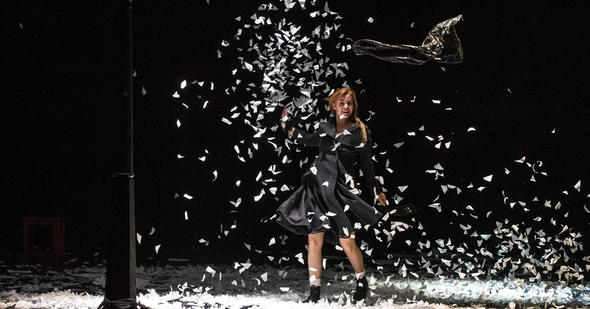 Resurgence in Timeless Russian Theatre