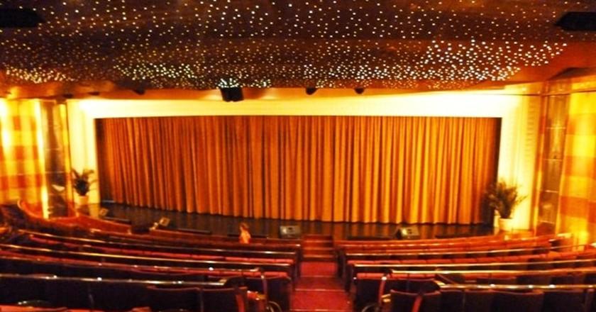 Inside a cinema | © Iqbal Osman / Flickr