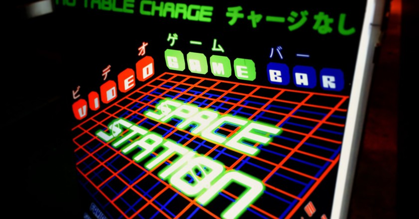 The Top Video Game Bars in Osaka