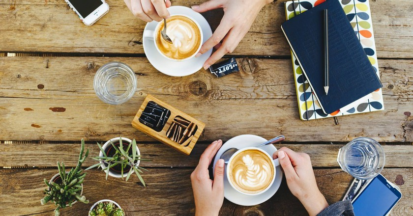 Novi Sad is home to a host of glorious coffee houses