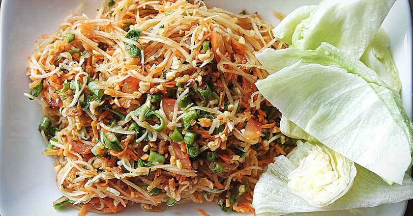 Papaya salad | © insatiablemunch / Flickr