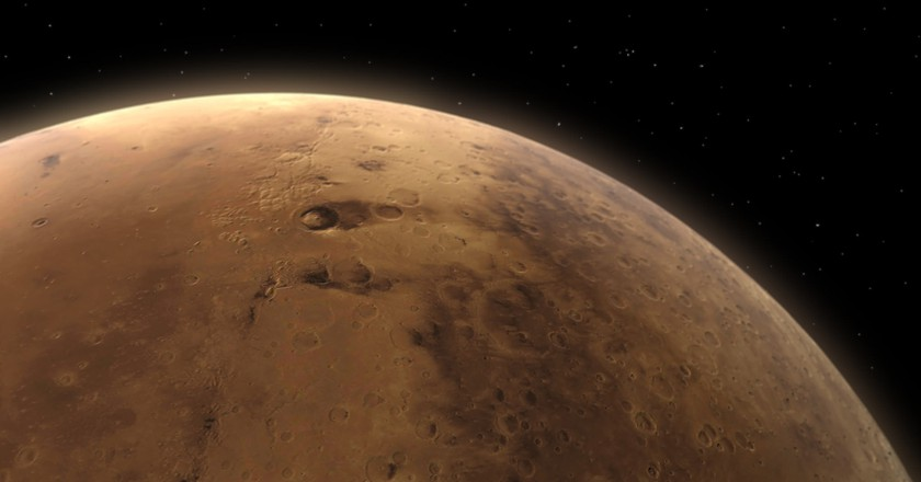 Scientists are recreating the surface of Mars in a laboratory in Switzerland | ©  Kevin Gill/ Flickr