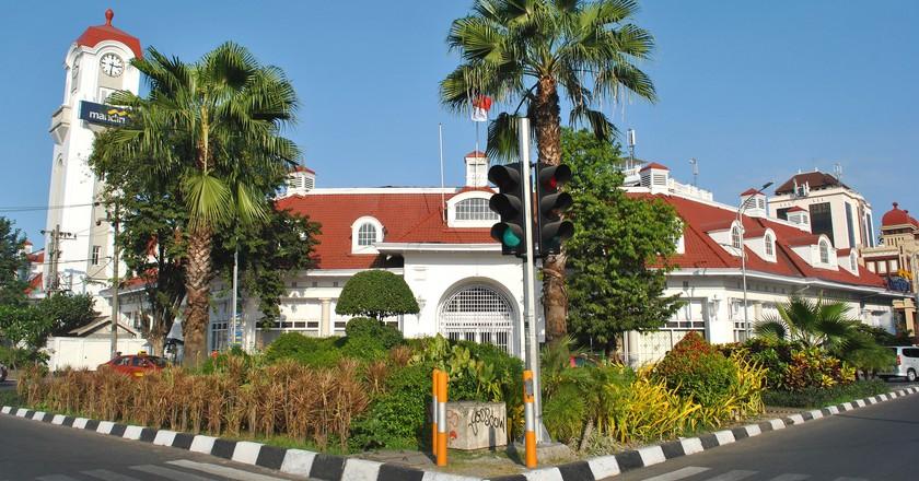 Surabaya old town | © Everyone Sinks Starco / Flickr