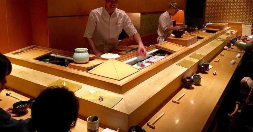 まんてん鮨 Manten Sushi | © LWYang/ Flickr