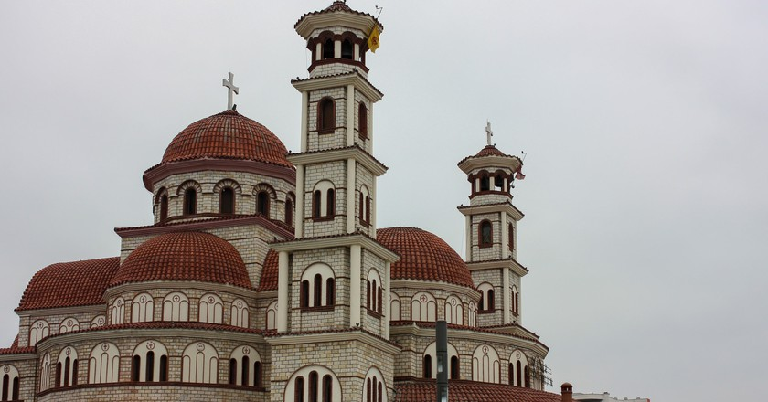 The Cathedral of Resurrection, Korça