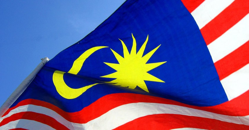 Flag of Malaysia | © Eric Teoh/Flickr
