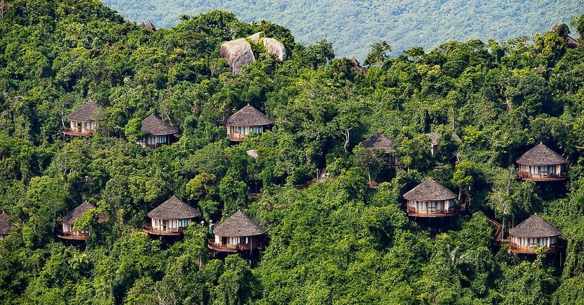 Sanya Treehouses