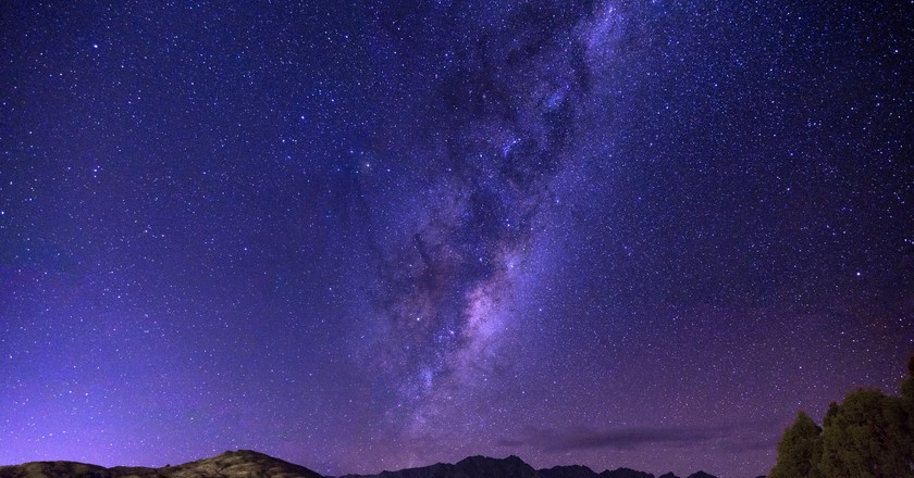 Remarkables MilkyWay